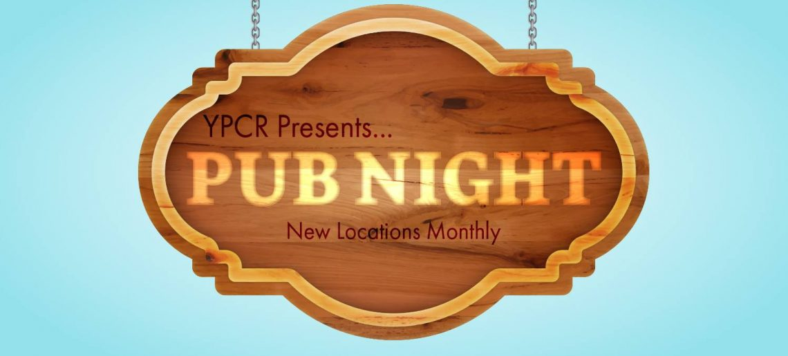 Young Pros Pub Night at Session