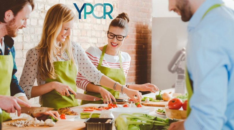 YPCR Cooking Class
