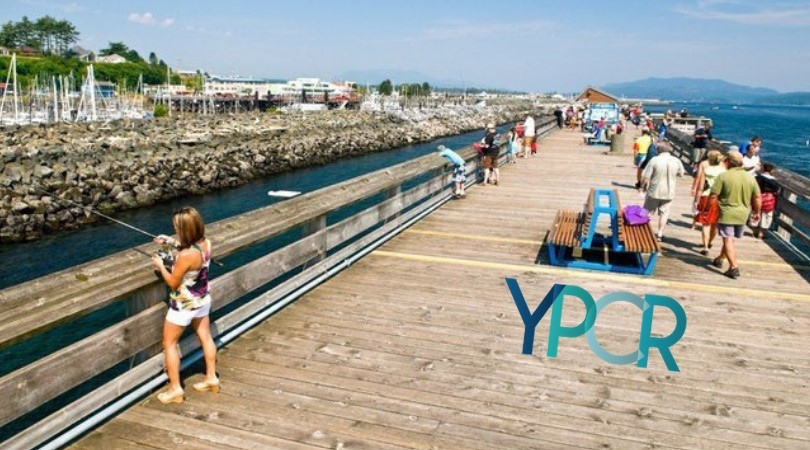 Young Pros Social on the Pier