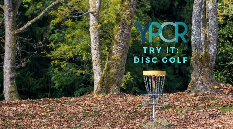 Young Pros Try It: Disc Golf
