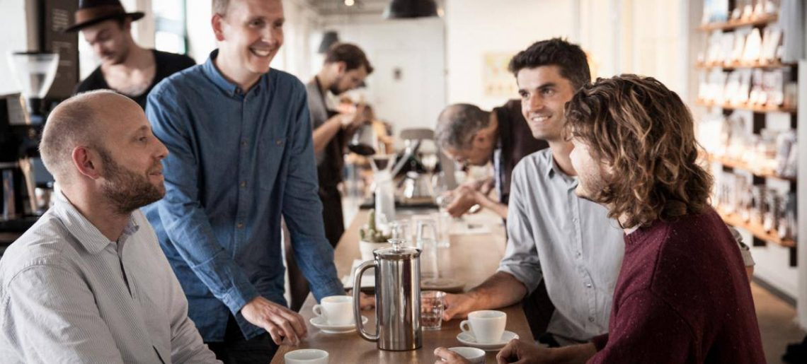 Young Pros Coffee Talk
